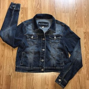 Maurice's jean jacket